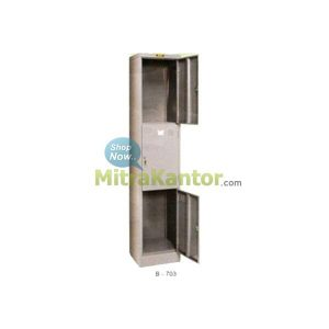 Jual Locker Kantor Murah, Locker Besi Brother B 703