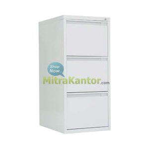 Filing Cabinet 3 Laci, Filing Cabinet HighPoint Granada A3DRFFCSH
